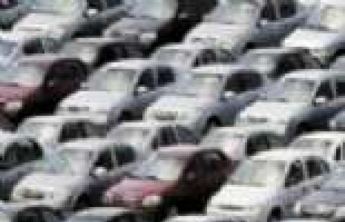 15% ارتفاع مبيعات السوق المصرية للسيارات خلال النصف الأول من 2013