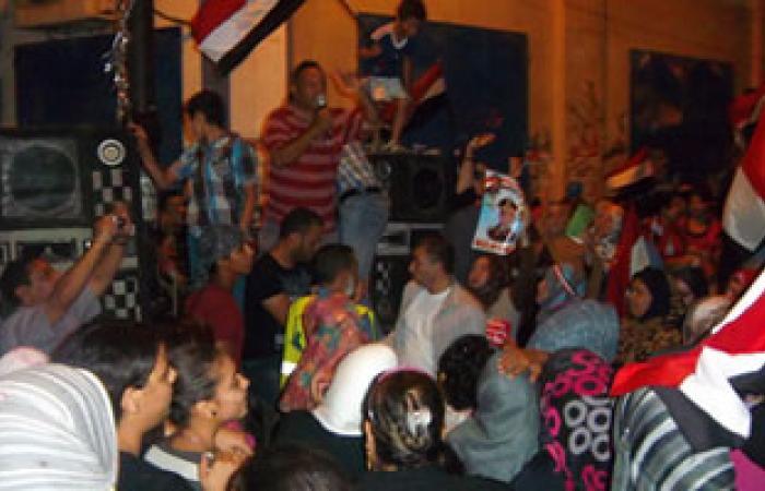 3 مسيرات لمؤيدى الرئيس المعزول بالسويس