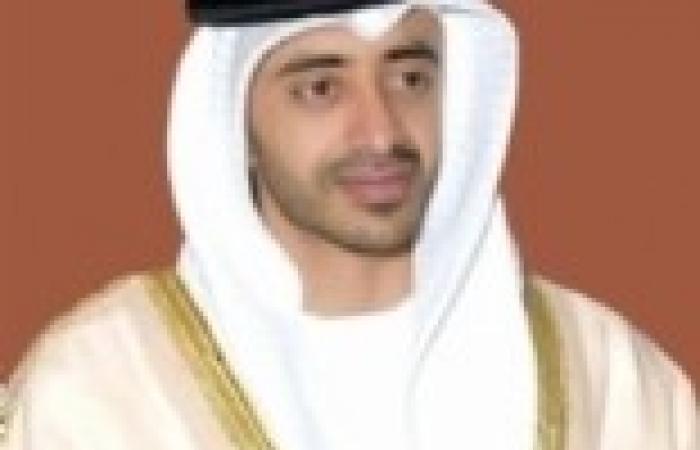 الإمارات وروسيا يعربان عن تأييدهما لإيجاد تسوية سلمية للنزاعات في الشرق الأوسط بخاصة مصر