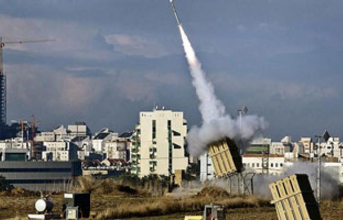 سقوط صاروخين مجهولى المصدر فى منطقة بعبدا بشرق بيروت