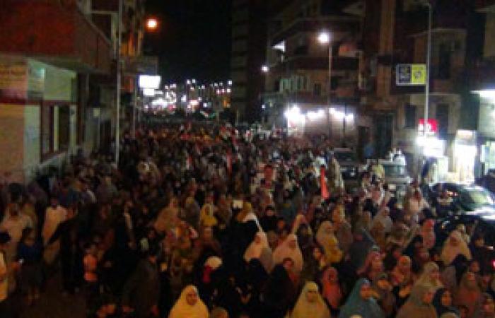 التحالف الوطنى بالبحر الأحمر يدعو للمشاركة فى مسيرات اليوم