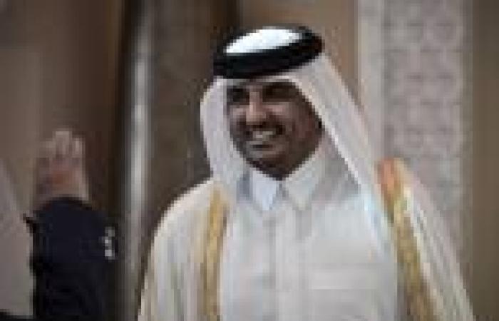 أمير قطر الجديد يزور السعودية الجمعة ويلتقي العاهل السعودي