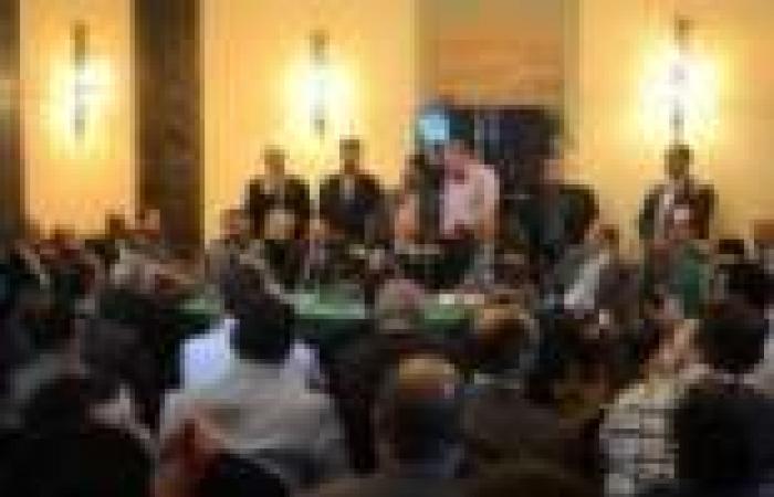 """نادي قضاة طنطا يشطب عضوية 5 من المؤيدين لـ""""المعزول"""""""