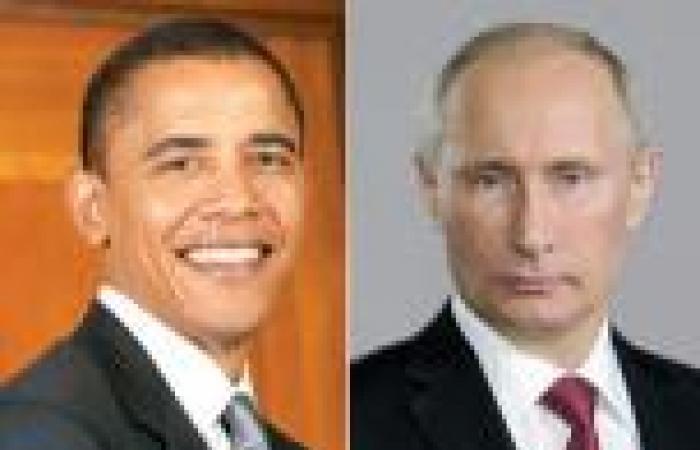صحيفة روسية: أوباما قد يرفض لقاء «بوتين» بسبب منح اللجوء السياسي لـ«سنودن»