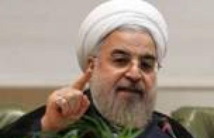 «روحاني»: إسرائيل «جرح» يجب «استئصاله» من جسد الأمة الإسلامية