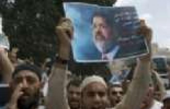 مسيرة لتحالف دعم الشرعية في الغردقة