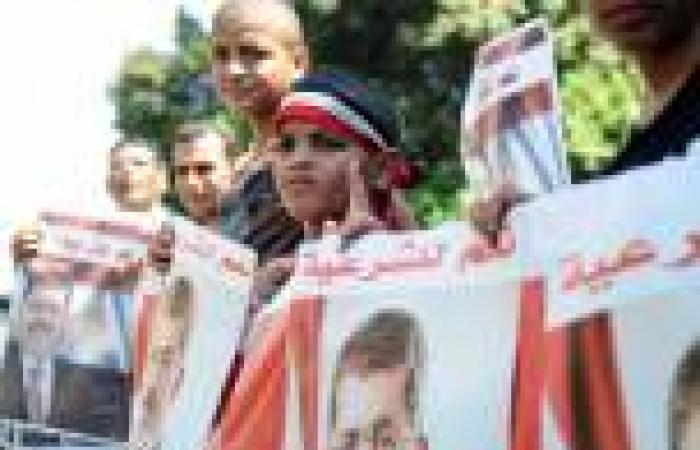 بالفيديو والصور.. الآلاف من أنصار مرسي يتظاهرون بالقاهرة والجيزة في «مصر ضد الانقلاب»