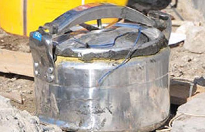 ضبط أسلحة وقنابل محلية الصنع ومواد تستخدم فى العمليات الإرهابية فى البحرين