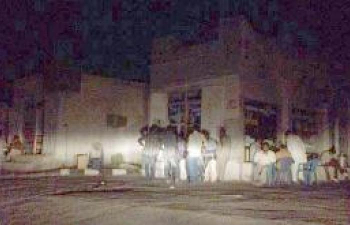 انقطاع الكهرباء يتسبب في هروب جماعي من «الكامل»