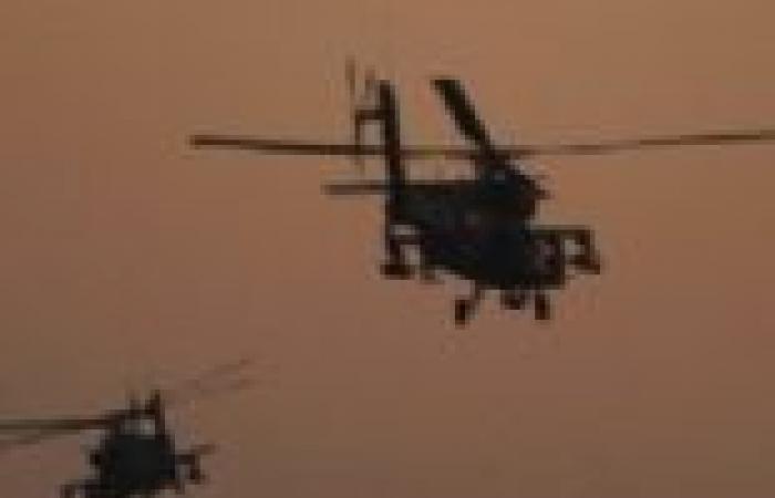 هجوم مسلح على مطافئ العريش.. والأباتشي تطارد المهاجمين