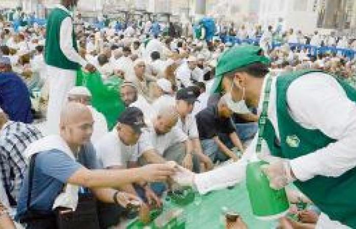 جمعية «هدية» تنظم رحلة عمرة لـ 100 مسلم جديد