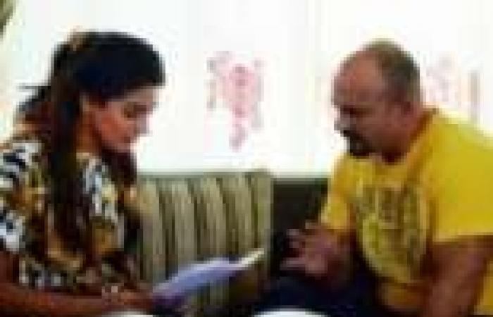 """الحلقة (24) من """"محال"""": حياة تكتشف أن سعاد هي زوجة سلمان حبيبها"""