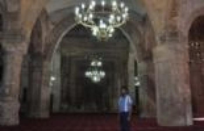 بالصور| نظام تدفئة مركزي عمره 8 قرون في أحد جوامع تركيا