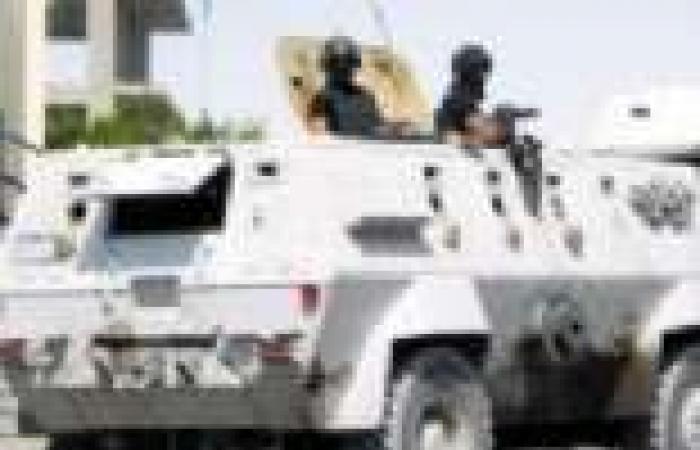 هجوم مسلح على قسم أول العريش وإدارة المرور