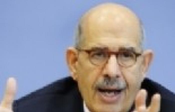 """البرادعي: لم أطالب بالإفراج عن مرسي.. وتصريحاتي لـ""""واشنطن بوست"""" ترجمت بشكل خاطئ"""