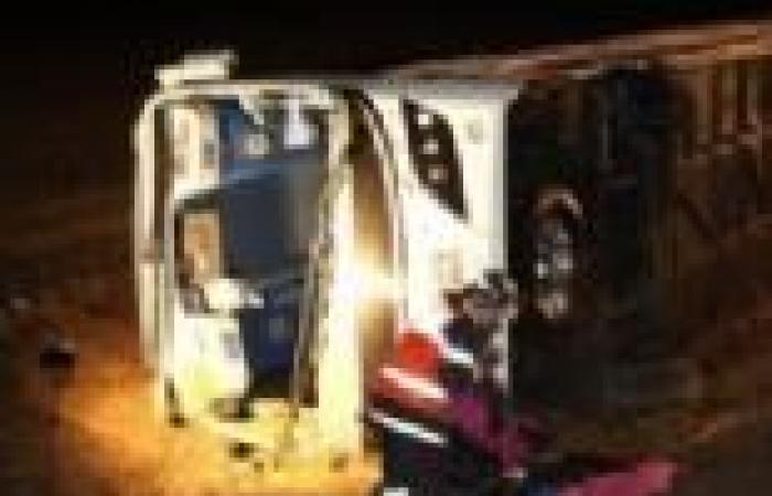 20 قتيلا بحادث مروري في السودان