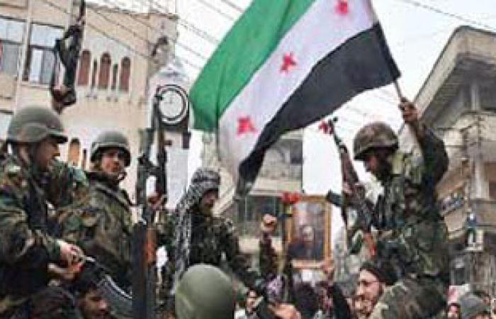 الجيش السورى الحر يسيطر على عدة مناطق بريف اللاذقية