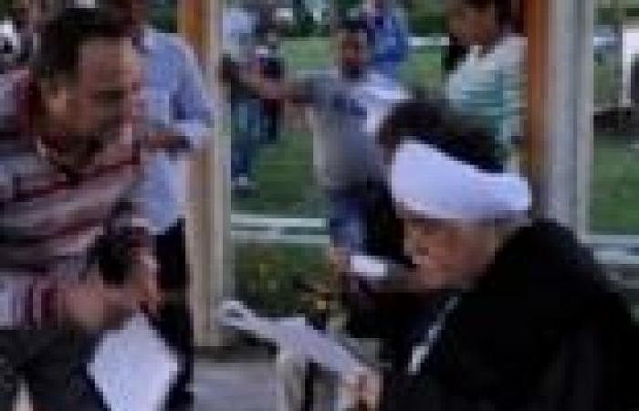 """الحلقة (25) من """"خلف الله"""": محاولة فاشلة لاختطاف """"نور الشريف"""" من منزل """"فريدة"""""""