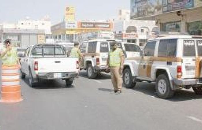 الشرطة تستقبل العيد بخطة الانتشار الأمني