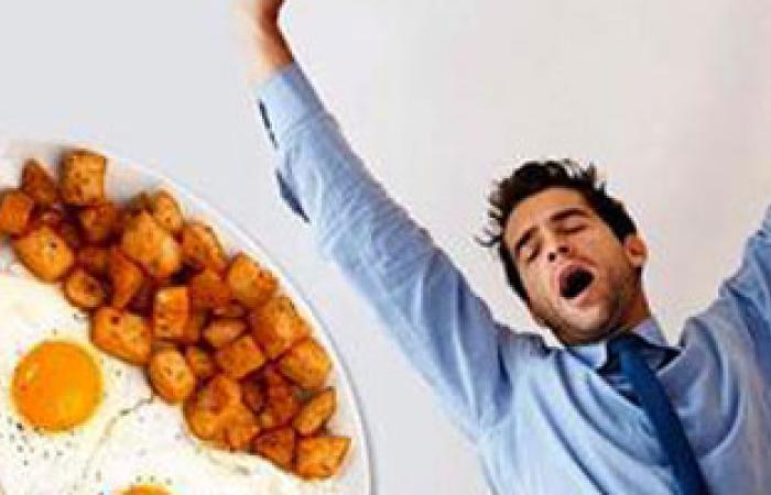 تناول وجبة الإفطار صباحا تكسبك طاقة لبقية اليوم