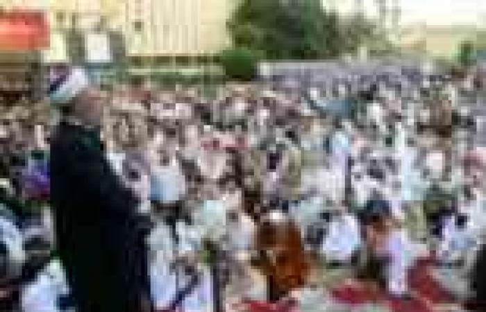 """وكيل """"أوقاف"""" كفر الشيخ: 267 ساحة لأداء صلاة العيد على مستوى المحافظة"""