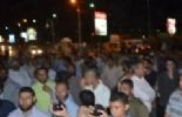 """تحالف """"دعم الشرعية"""" يواصل مسيراته المطالبة بعودة """"مرسي"""" في الفيوم"""