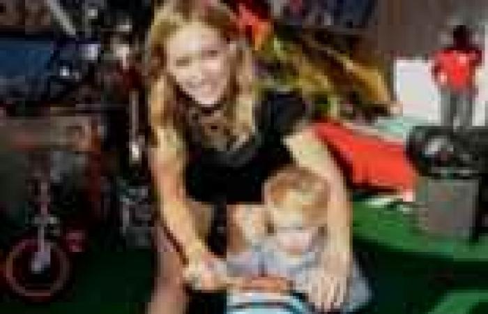 بالصور نجوم هوليوود مع اطفالهم في العرض الأول لفيلم ديزني Planes