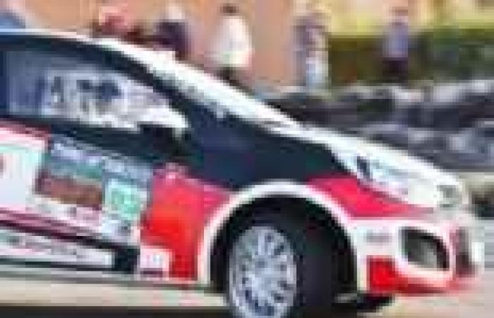 فريق كيا يتصدر أولي سباقاته مع أول كيا ريو في العالم سعة 2400 سي سي