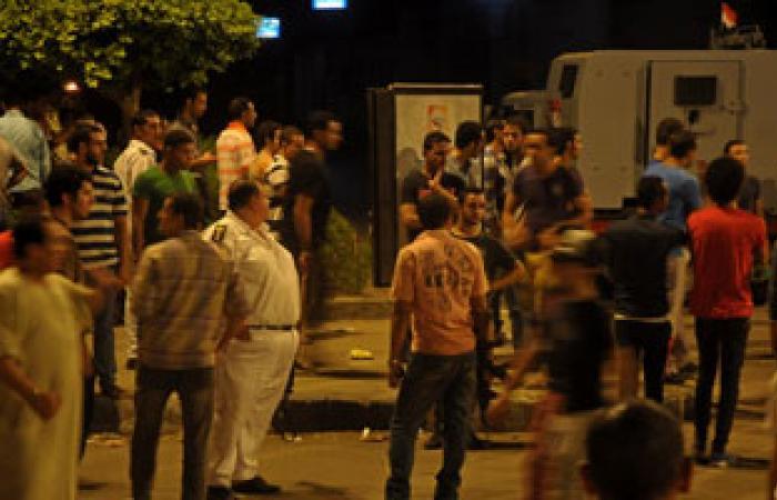 ارتفاع أعداد المصابين فى اشتباكات إيتاى البارود إلى 25 شخصا