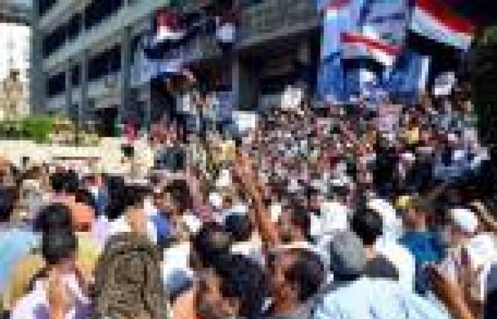 اشتباكات بين أنصار مرسي والأهالي في الإسماعيلية