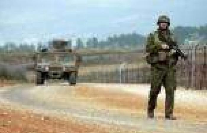 إصابة 4 جنود إسرائيليين في انفجار قرب الحدود اللبنانية