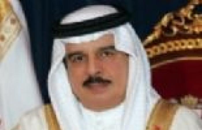 ملك البحرين: دول الخليج حريصة على حفظ أمن واستقرار مصر