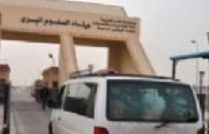 إحباط تهريب 20 طن نحاس بمنفذ السلوم قادمة من ليبيا