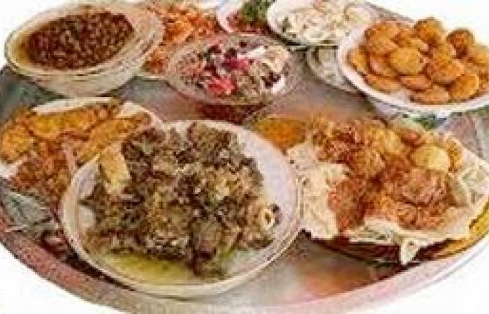 «السلات» إفطار أهل طيبة  الرئيسي بعد صلاة العيد