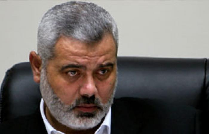 هنية: نحن لا نتدخل فى الشئون الداخلية للدول العربية