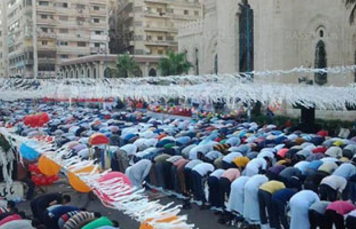 """أهالى منطقتى الورديان وأبو سليمان بالإسكندرية يرفضون """"تسييس"""" صلاة العيد"""
