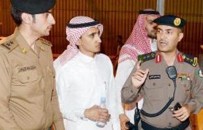 مرور مكة يحرر «المركزية» من الاختناقات