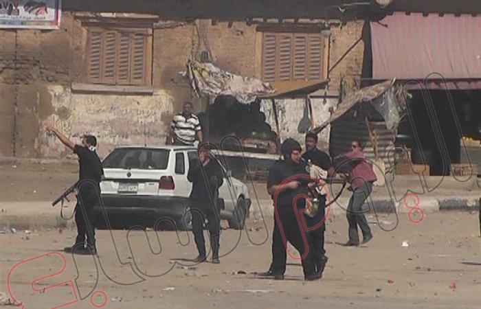 """بالصور.. الإخوان بالفيوم: الأمن اقتحم مسجد """"العلمين"""" وضبط 5 أفراد"""