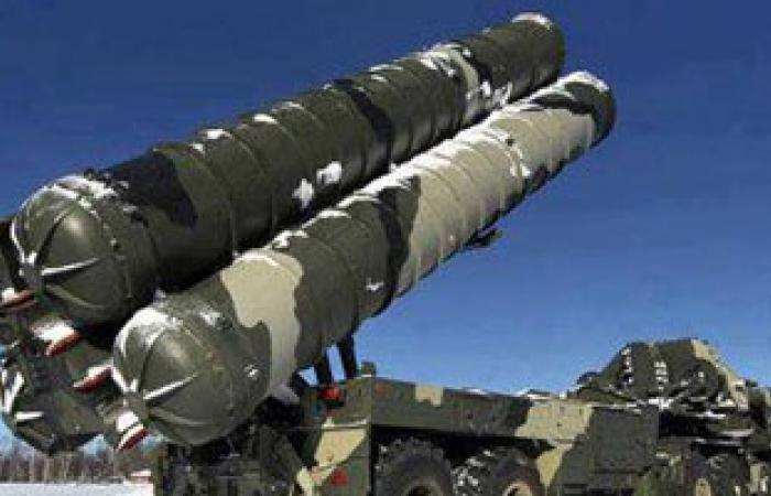 """روسيا ترجئ تسليم شحنة صواريخ """"إس-300"""" المقرر تسليمها للنظام السورى"""
