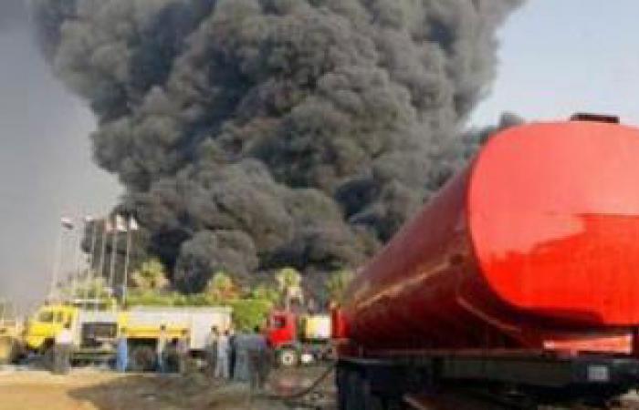 إخماد حريق هائل فى مصنع للبتروكيماويات شرق الجزائر