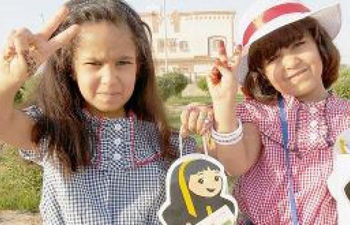 «عكاظ» تشارك الأطفال فرحتهم بالعيد