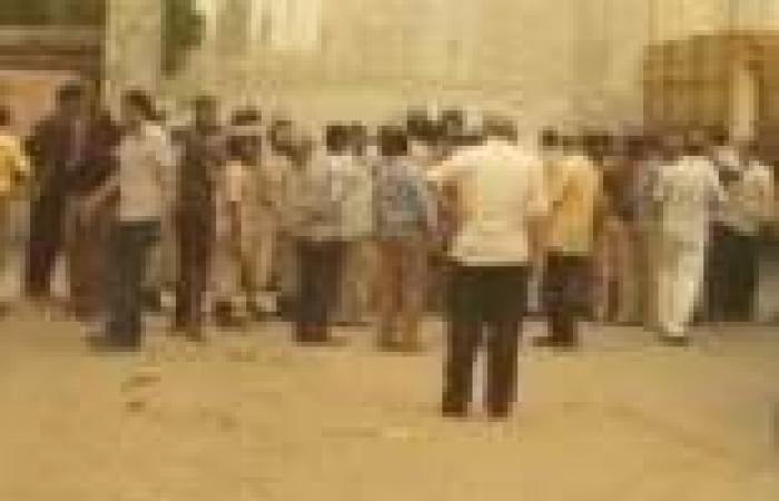 أهالي فتاة يقطعون طريق شارع البحر أمام مشرحة طنطا الجامعي احتجاجًا على مقتلها