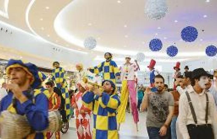 عروض ترفيهية عالمية في مهرجان العيد «عيدكم عيدنا»