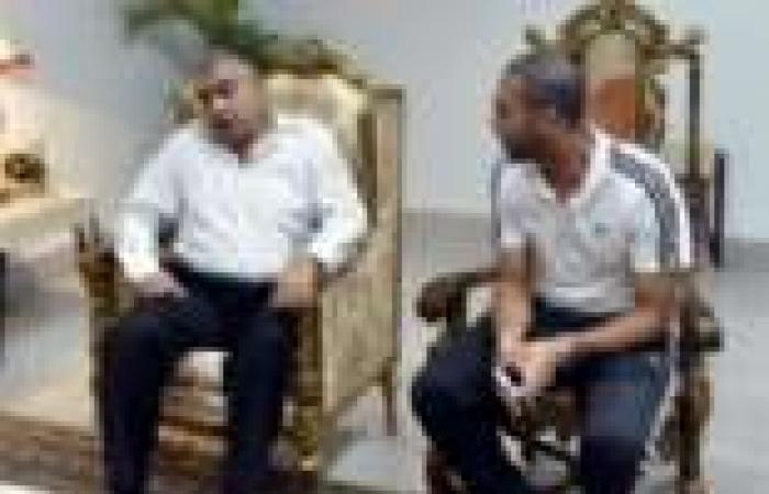 """محافظ البحر الأحمر يطلب الجلوس مع فتحي في """"جلسة مغلقة"""" بسبب الأهلي"""