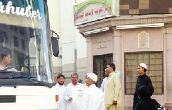 قطار الحرمين ينقذ طيبة من هجمات حافلات الكدادة