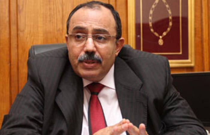محمد عبد الظاهر من أمين عام الإدارة المحلية لمحافظ القليوبية