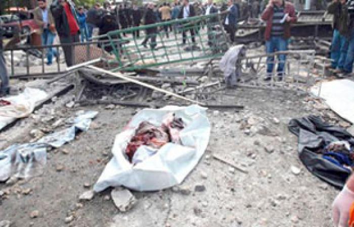 انتحارى يفجر نفسه فى مجمع عسكرى تابع للنظام السورى فى  إدلب