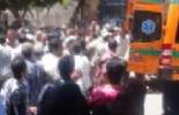 """رئيس """"الإسعاف"""" يناشد معتصمي """"رابعة"""" فتح ممر آمن لسيارات الهيئة"""