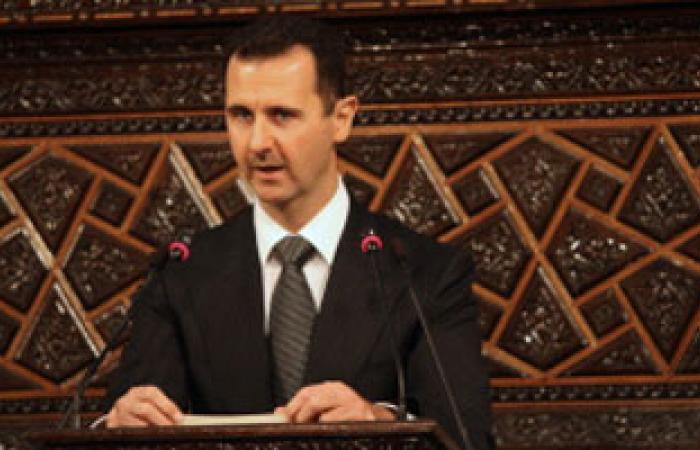 السلطات السورية تنفى استهداف منزل الأسد