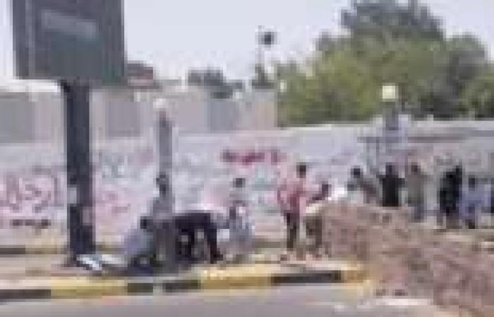 الغردقة: أنصار «مرسى» يستولون على ميدان «الدهار»
